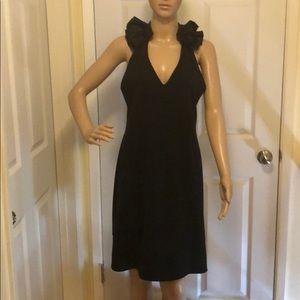 Sunny Leigh black dress